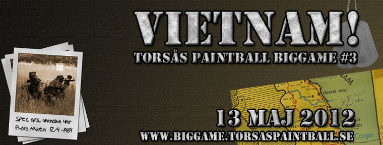 Torsås Paintball Biggame #3